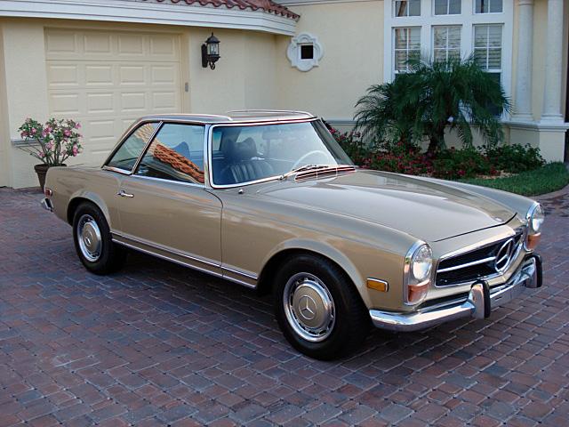 mercedes benz 1971 280sl best car review. Black Bedroom Furniture Sets. Home Design Ideas