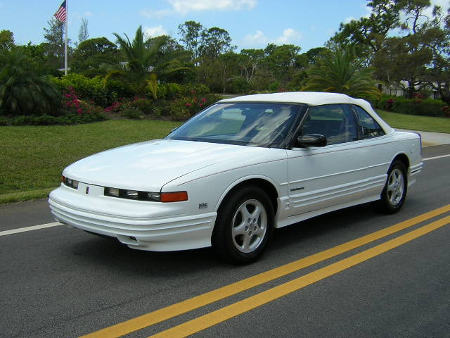 1994 oldsmobile cutlass supreme vin