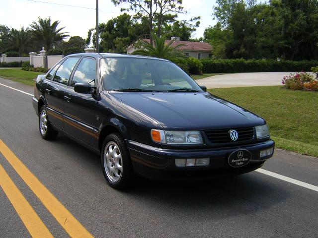 1996 Volkswagen Passat Glx Vr6