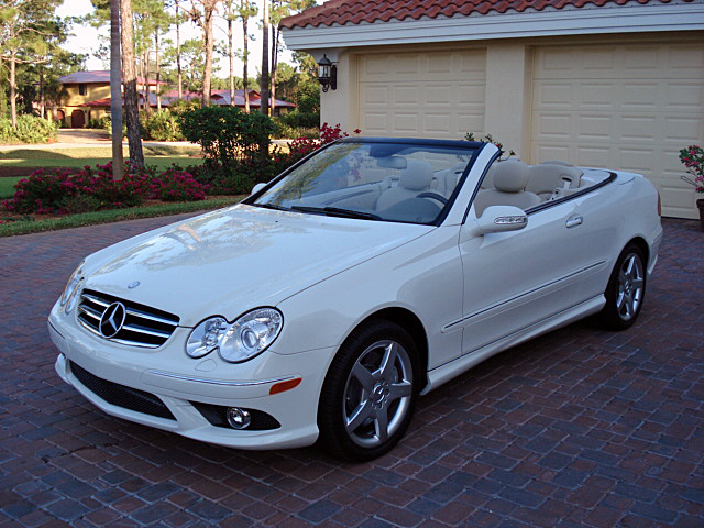 Mercedes benz clk mercedes benz clk 550 cabrio for 2007 mercedes benz clk550